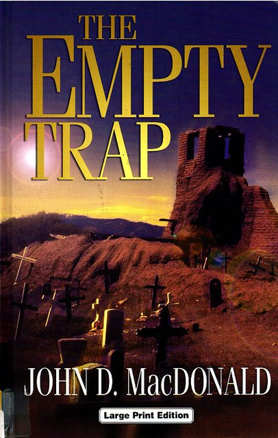 0134 the empty trap john d macdonald covers