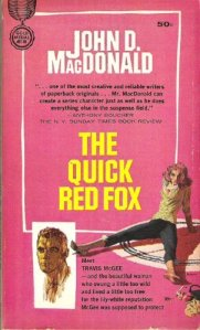 Quick Red Fox, The D1610