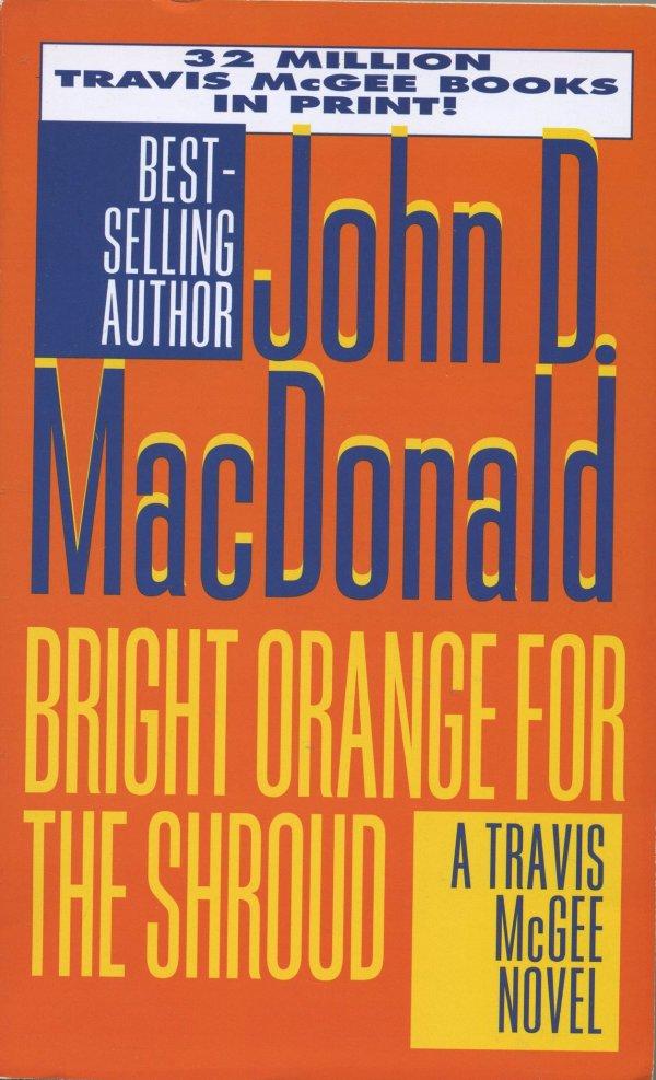 1587 Bright Orange for the Shroud