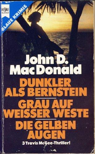 Dunkler als Bernstein