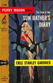 Twincover - The Case of the Sun Bather's Diary