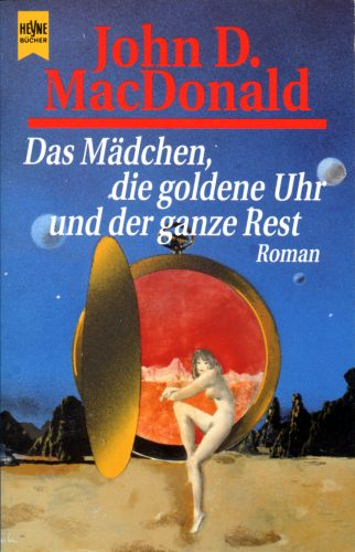0719 Girl, the Gold Watch and Everything, The - german 663